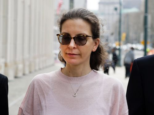 Seagram's liquor heiress Clare Bronfman pleads guilty in Nxivm sex-cult case