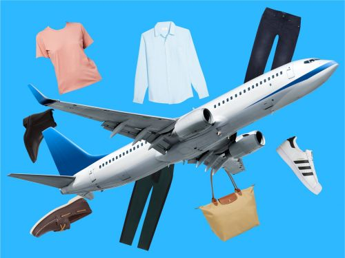 7 super-comfortable, go-to 'travel uniforms' we swear by for planes and trains