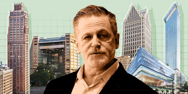 Billionaire Dan Gilbert has already bet $5.6 billion on Detroit's future, but money can't solve his biggest challenge