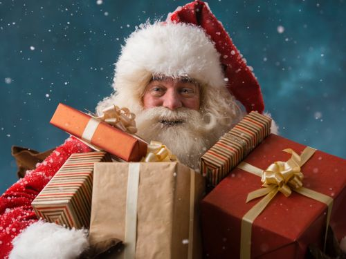 Here's what Santa Claus looks like in 13 countries around the world