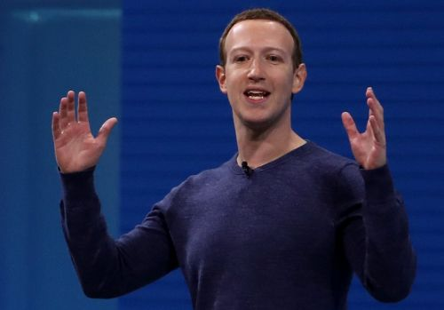 Facebook just hit an all-time high
