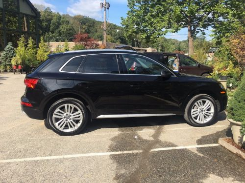 The Audi Q5 is one of the most high-tech SUVs you can buy - here are its best features