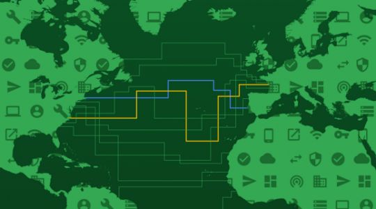 Google announces its first private transatlantic subsea cable, stretching from Virginia to France