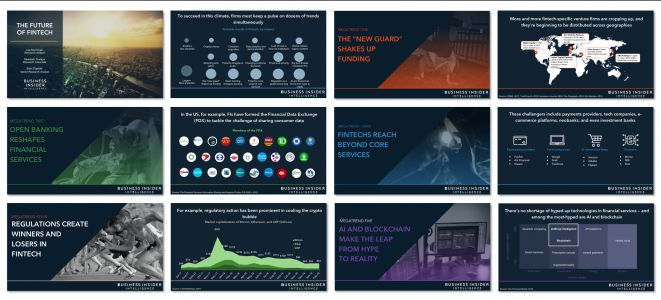 THE FUTURE OF FINTECH 2019: The five megatrends reshaping the financial services value chain (GOOGL, AAPL, WF, GS, FNF, FB, IBM, BAC, MER-K, BCS, PYPL, SQ, AMZN, BABA, C)