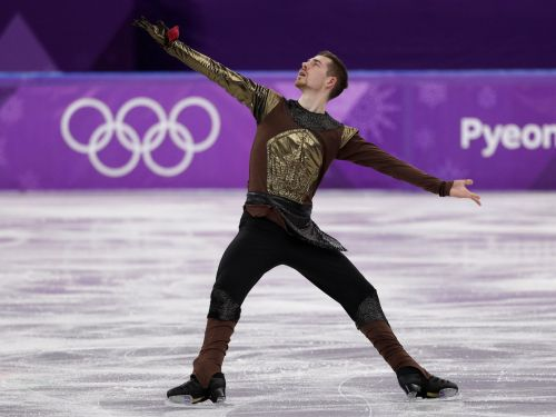A German figure skater performed to music from 'Game of Thrones' - and viewers loved it