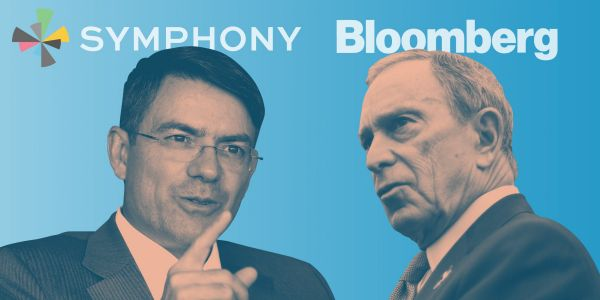 Inside Symphony's battle to break into a $28 billion market for Wall Street chat - and avoid becoming Bloomberg roadkill