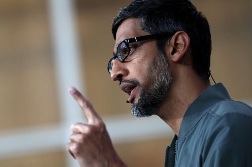 Google's CEO took a subtle swing at Apple in a new op-ed: 'Privacy cannot be a luxury good'