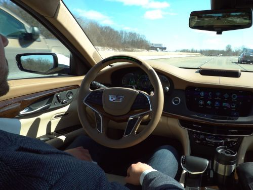Cadillac beats out Tesla for best semi-autonomous driving system, according to Consumer Reports