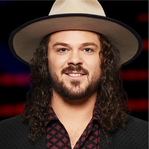 The Voice: Drew Cole Nails Great Cover Of 'Wild Horses' By The Rolling Stones For Live Playoffs