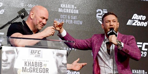Conor McGregor struck a big deal with UFC to promote his whiskey - and it also includes 6 more fights