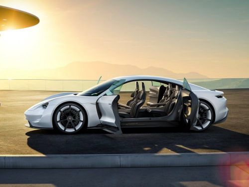 Porsche is making a $7.4 billion bet on electric cars - and Tesla should be nervous