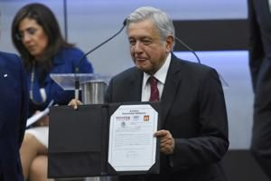 Prospect of leftist Mexican president raises US trade concerns