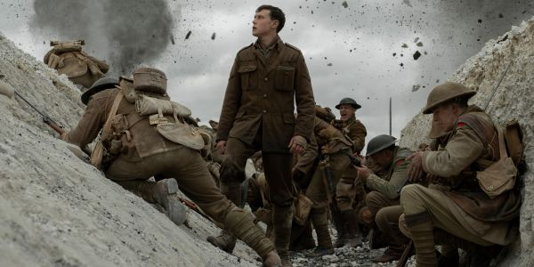 How a former British paratrooper prepared actors in '1917' to fight WWI's devastating battles