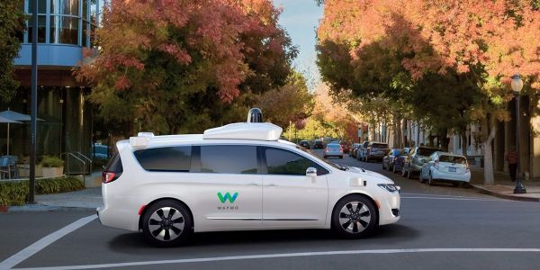 Waymo's first commercial self-driving rides could happen as soon as December: Report