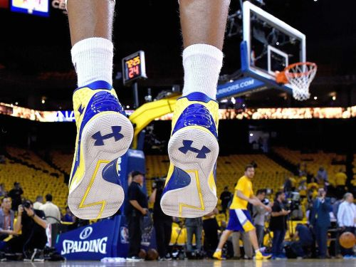 Steph Curry's new sneakers are terrible news for the Under Armour haters