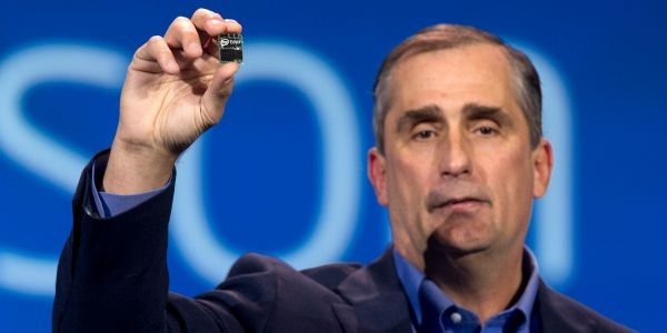 Intel stock jumps 10% with big revenue beat in earnings