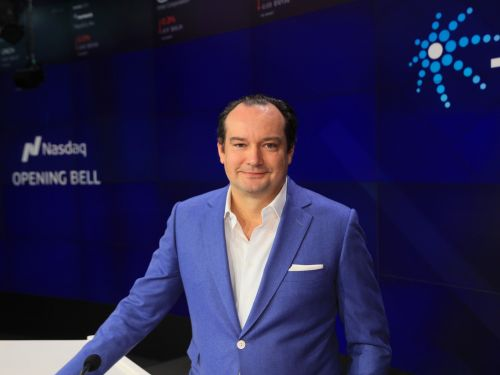 Tradeweb just went public at a $7.5 billion valuation. The company's president told us about the IPO process, electronic markets going mainstream, and what it means to be a public company