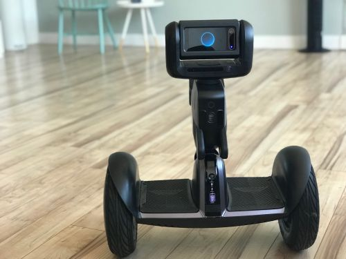 Segway's new scooter is a cute, $1,300 rolling robot that carries your stuff and follows you around - and it's straight out of science-fiction
