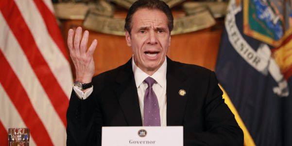 6 Democratic state lawmakers call for the impeachment of NY Gov. Andrew Cuomo