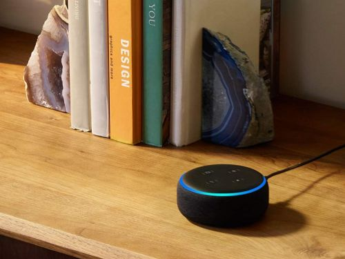 The all-new Echo Dot was the number one most purchased item on Amazon this weekend