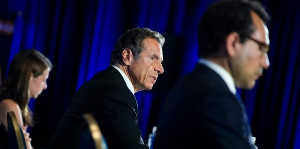 Some Cuomo staffers are 'waking up to the fact that we were in a cult' amid sexual harassment scandal, according to new report