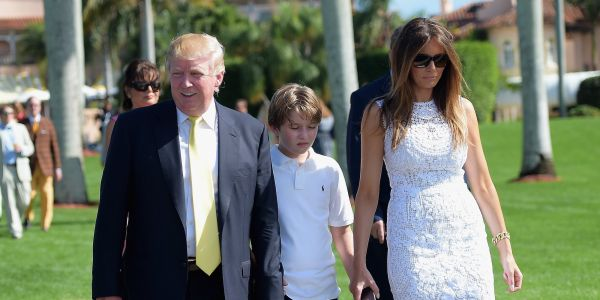 Trump may spend 16-days at Mar-a-Lago for the holidays. Take a look inside the exclusive club that the public doesn't get to see