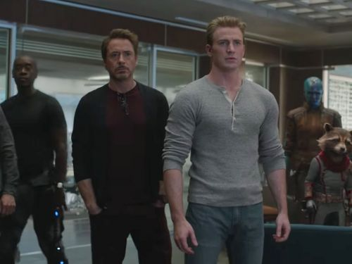 THEN AND NOW: How the 'Avengers: Endgame' heroes have transformed since their first appearances