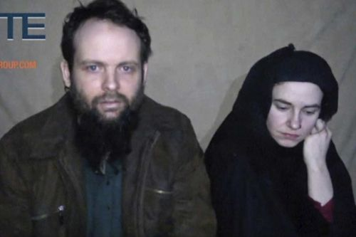 The family held captive for 5 years in Pakistan is finally en route to Canada after initially refusing to board a US plane