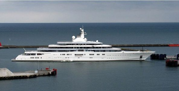 The world's most expensive superyachts come with helipads, movie theaters, and swimming pools - take a look