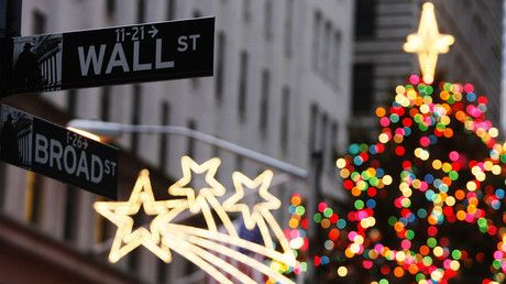 Coal in stocking: Markets on track for worst December since Great Depression