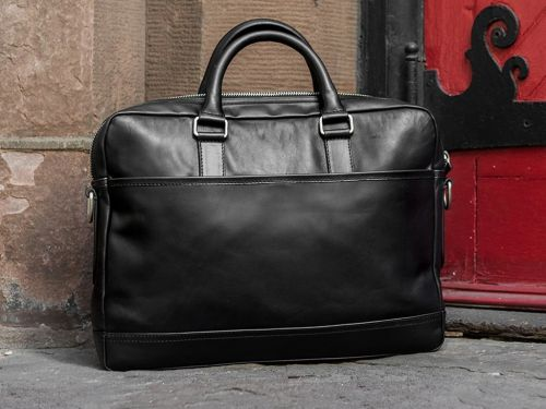 Thursday Boot Co. makes a really nice leather briefcase for under $250 - as far as work bags go, it's one of the best values I've found