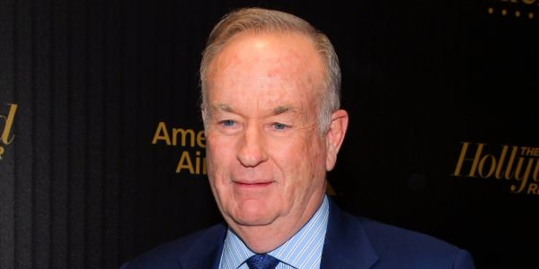 Bill O'Reilly rants at New York Times reporters who exposed sexual harassment allegations against him