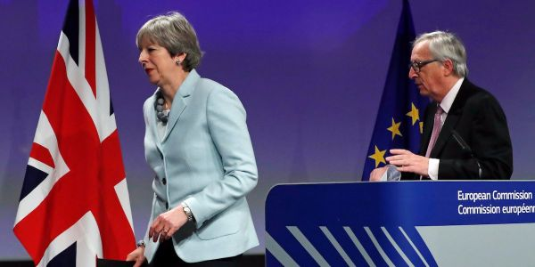 The 3 big concessions May made to the EU on the Brexit divorce deal