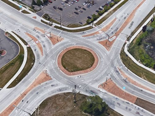 The most dangerous intersection in every state