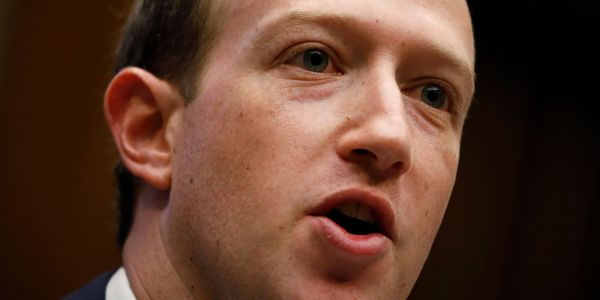 Facebook CEO Mark Zuckerberg said giving people a voice is 'extremely valuable' despite the near-term 'tension,' following a report the company ignored evidence of its polarizing effects