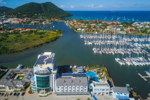 Saint Lucia Records over 1.2 Million Visitors In 2018