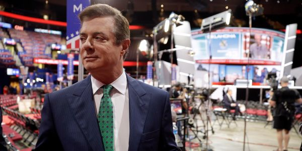 Paul Manafort took a big shot at Rick Gates after he flipped and agreed to cooperate with Mueller