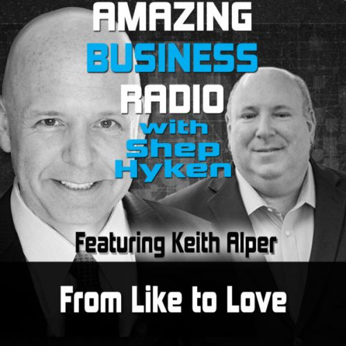 Amazing Business Radio: Keith Alper
