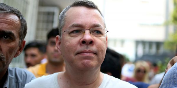 Turkey is reportedly prepared to release the imprisoned US pastor at the center of their economic crisis