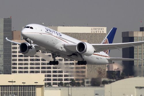 A United Airlines flight was forced to make an emergency landing in Florida after an engine failed shortly after takeoff