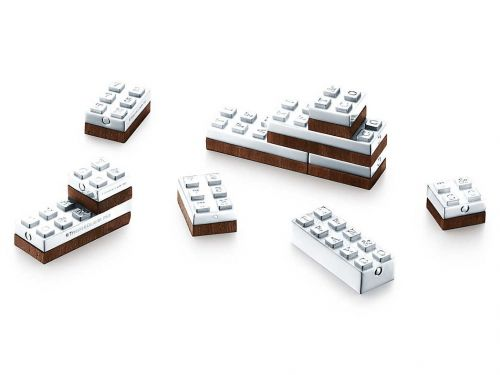 Tiffany & Co is selling its own sterling silver version of LEGO, and it costs $1,650 for 10 bricks