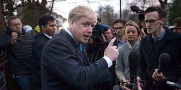 Boris Johnson plans to torment Theresa May's Brexit plans at Conservative party conference