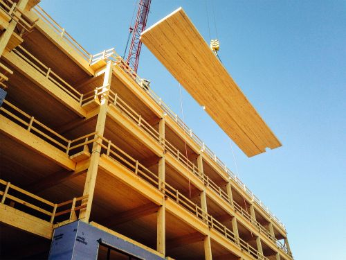 Oregon just became the first state to legalize mass timber high-rises, and it could lead to a boom in tall wood buildings