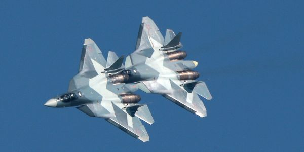 Putin orders 76 new Su-57 stealth fighters in a desperate attempt to rival the US
