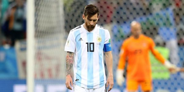 Lionel Messi is living through a waking nightmare and it's impossible to look away