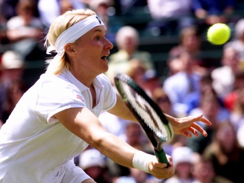 Former Wimbledon champion Jana Novotná has died at the age of 49 'after a long battle with cancer'