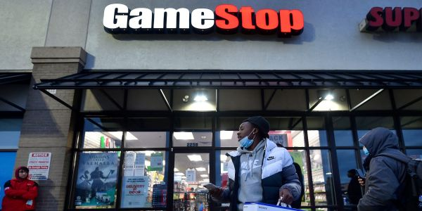 GameStop spikes 23% after plans to strengthen its balance sheet by retiring debt early