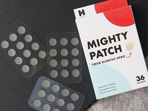 These $13 pimple patches are smaller than pennies and really work at clearing my acne overnight