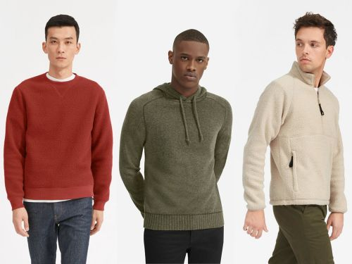 I wasn't sure Everlane was worth the hype until I tried these sweaters