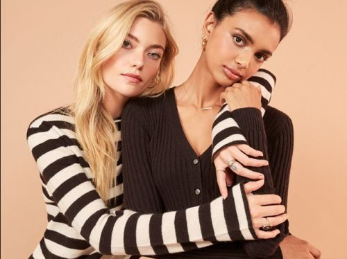 This LA-based startup is making sustainable cashmere sweaters for $145 - here's why that matters, and how they feel in person